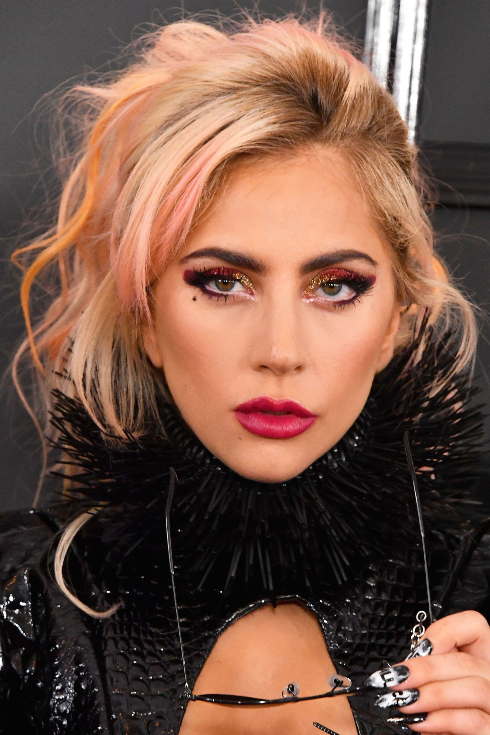 The Prettiest Rose Gold Hair Colors Lady Gaga Makeup Hair Color Rose Gold Rose Gold Hair