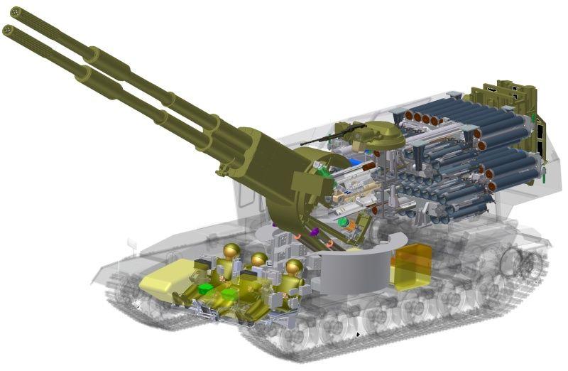 The 2S35 Koalitsiya-SV (coalition)