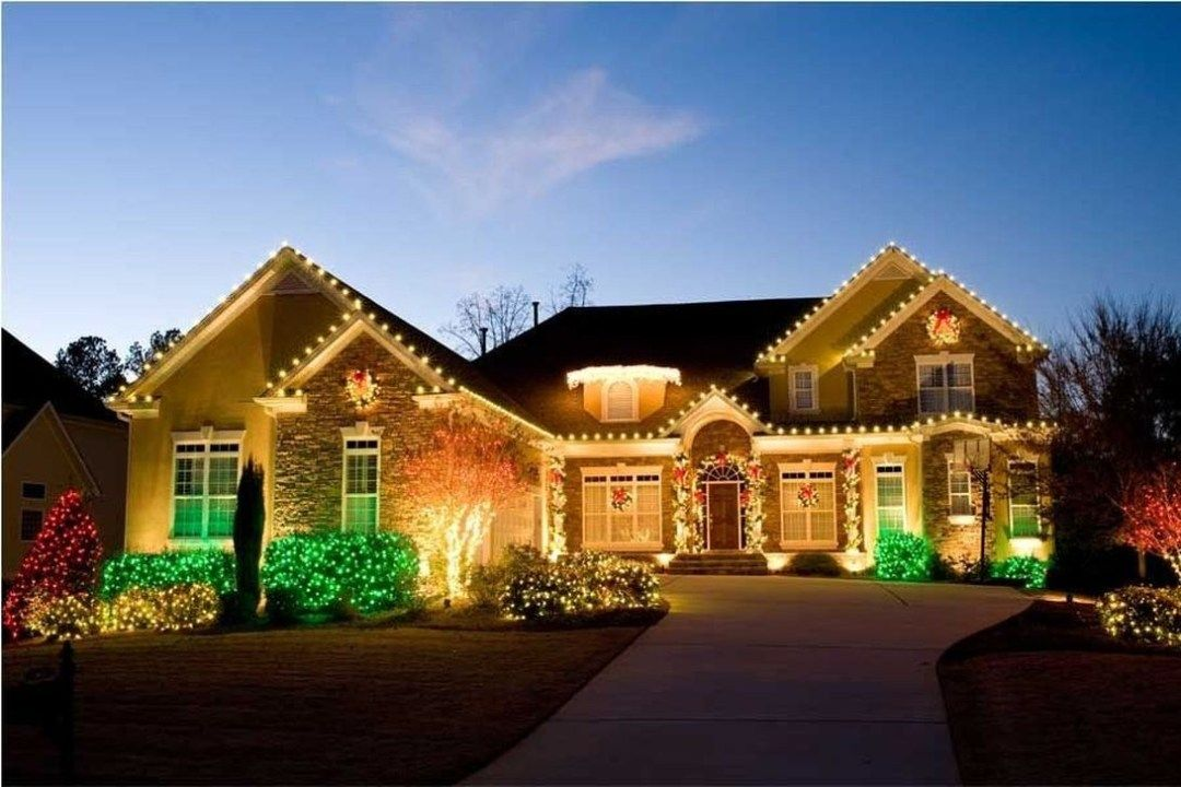 Unique Ideas For Outdoor Christmas Decorations 47 Christmas
