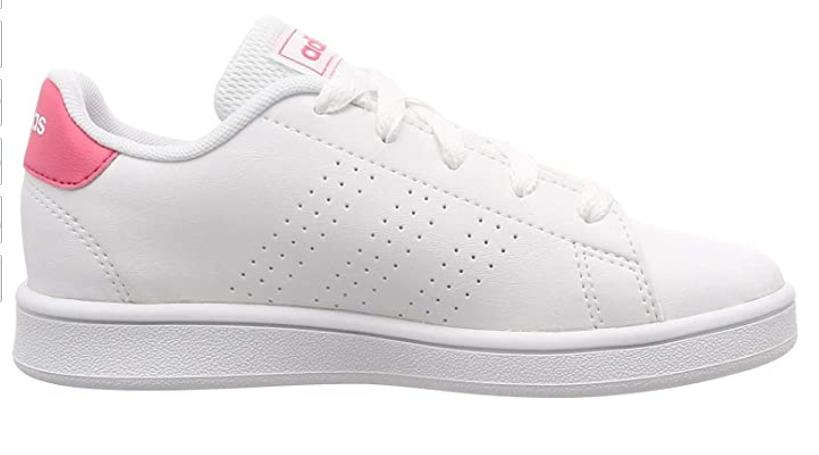 Adidas Advantage K Chaussures de tennis pour fille | Chaussure ...