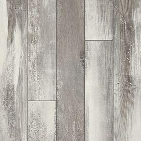 Pergo Portfolio W X L Iceland Oak Grey Embossed Wood Plank Laminate Flooring