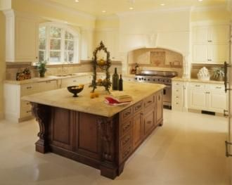Country Kitchen Islands | Modern Kitchen Interior Designs: Many Kitchen Island Styles