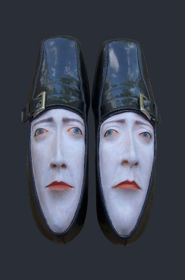face shoes