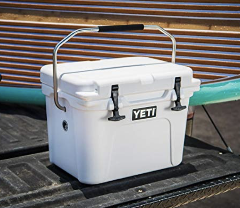 Perfect For An All Day Getaway To The Beach Or Community Pool Yeti Cooler Small Cooler Pink Cooler