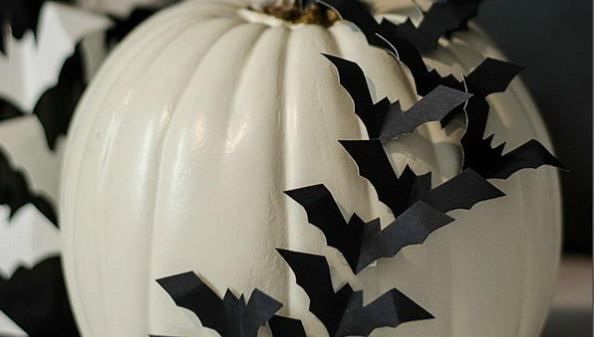 25 Easy and Cheap DIY Halloween Decoration Ideas Decoration, Home