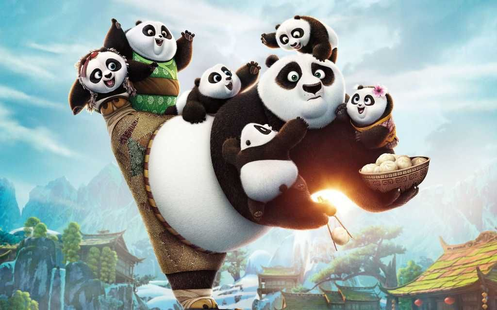 Kung Fu Panda 4 Is A Fourth Installment Possible Kung Fu Panda 3 Cute Disney Wallpaper Disney Wallpaper