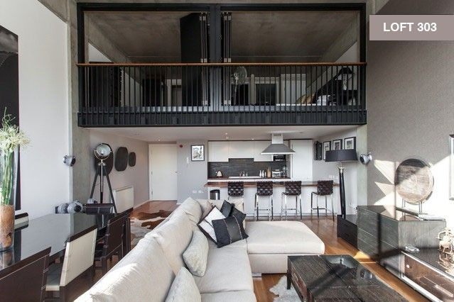 Mezzanine Loft vast loft apartment with mezzanine | | home: interiors