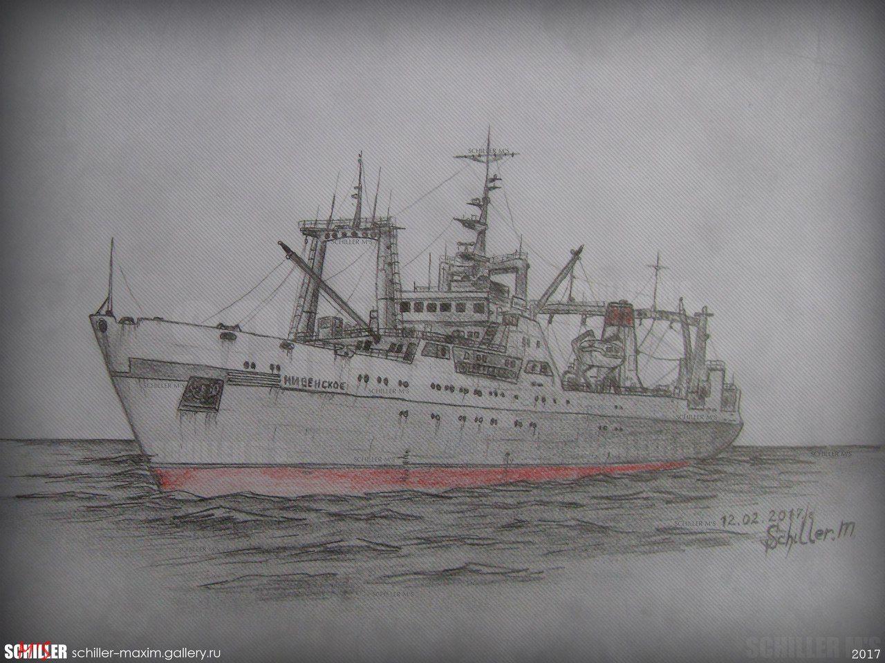 Рыболовный флот — СТЭККОМ | 960x1280