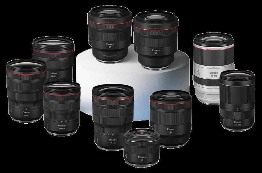 Rf Lens A New Era Of Imaging In 2020 Focal Distance Lens Macro Lens