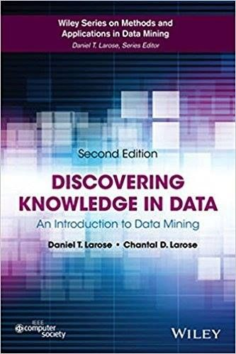 Solution manual for discovering knowledge in data an introduction solution manual for discovering knowledge in data an introduction to data mining 2nd edition larose solution manual if you want to order it co fandeluxe Choice Image