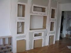 r sultat de recherche d 39 images pour niche murale pour salon cabinet de curiosites pinterest. Black Bedroom Furniture Sets. Home Design Ideas