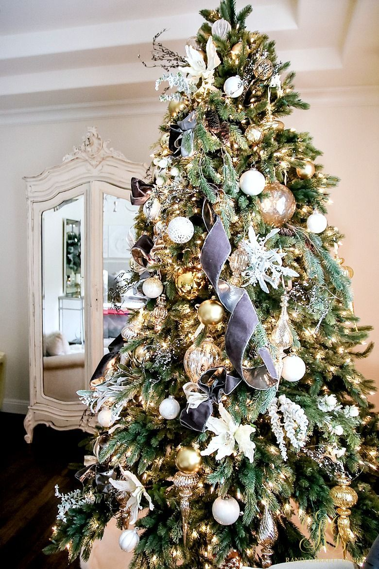 Tips for trimming your christmas tree like a pro with ornaments