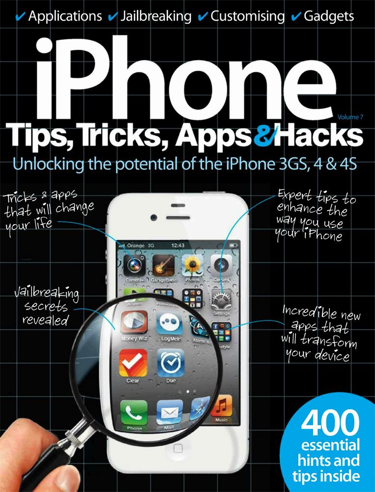 iPhone Tips, Tricks, Apps