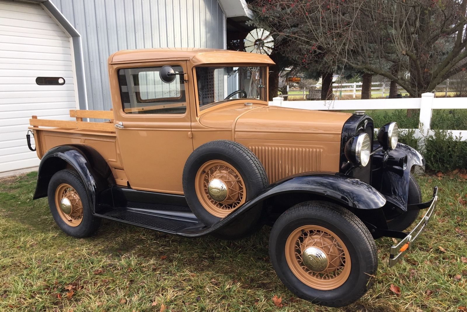 1931 Model A Ford Pickup Budd Cab Ebay Motors Parts Amp Accessories Salvage Parts Cars Ebay Ford Pickup Cab Salvage Parts