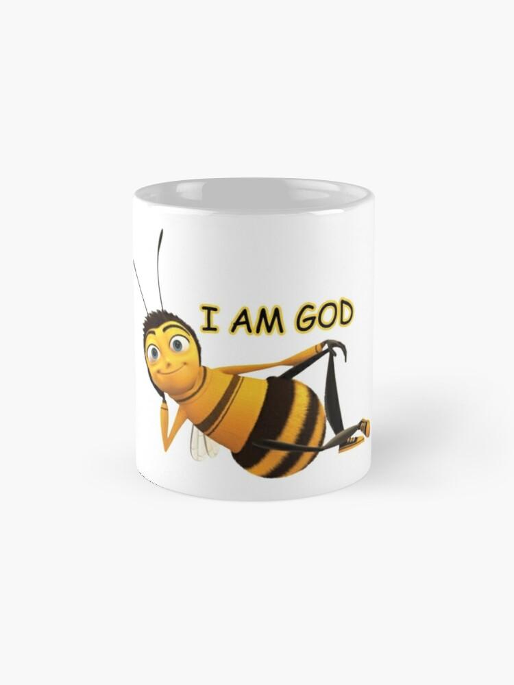 Barry B Benson Is God Mug By Mobisu Mugs Barry Barry B Benson