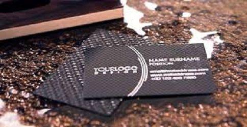 Carbon Fiber Business Cards Luxury Carbon Fiber Pinterest