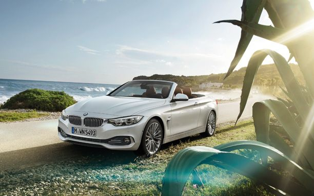 4 Series Convertible Four Means More With Images Bmw 4