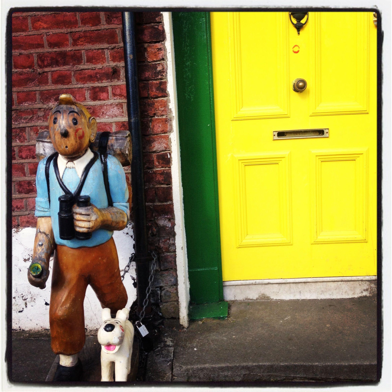 Tintin, Derry NI