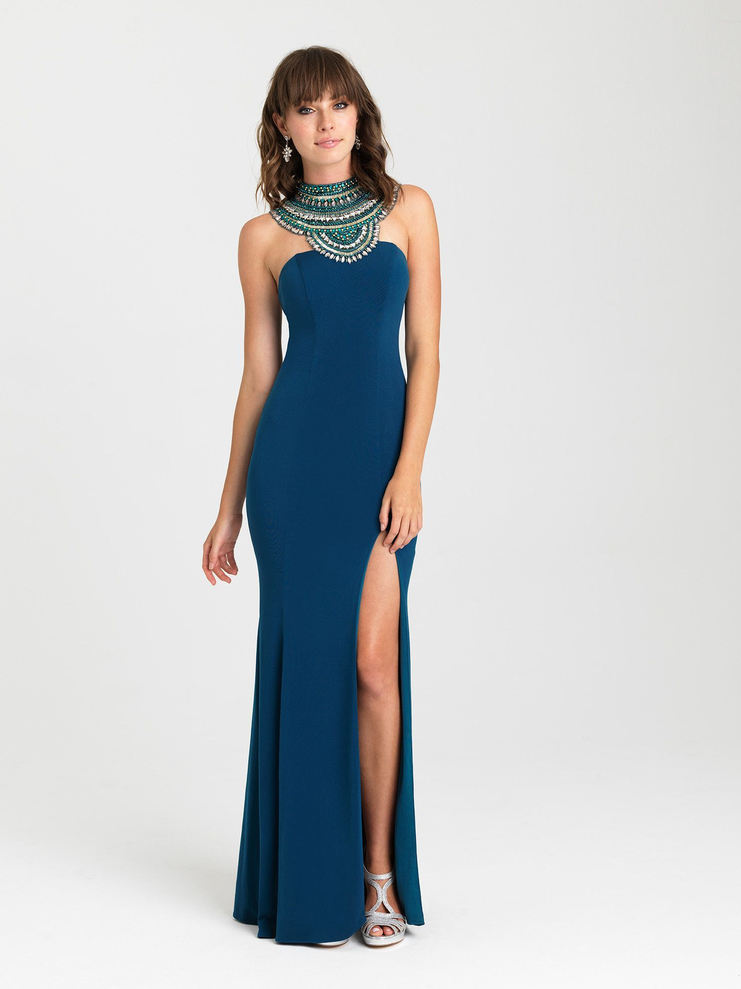 Sleek Evening Gowns Fashion Dresses