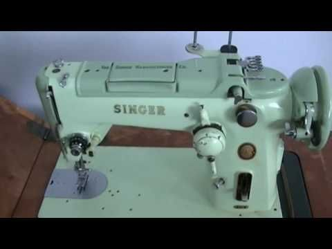 Converting a Singer 319W into a treadle Part I - non tutorial video