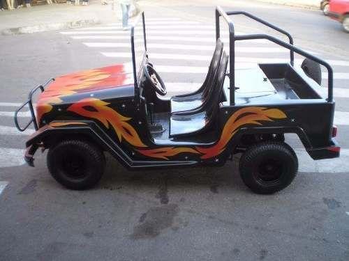 Mini Buggy Jeep Chassi E Carroceria Mini Buggy Buggy Jeep