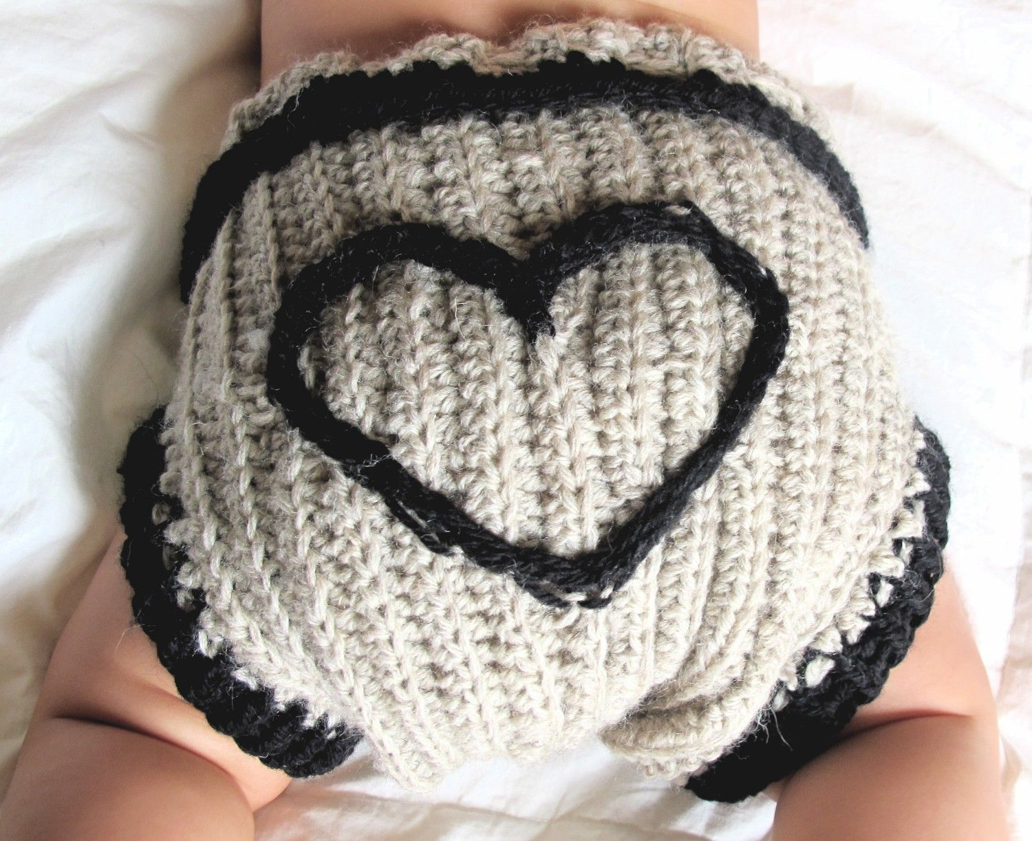 Hand-knit Wool Diaper Cover Pattern - Christa Dovel on HubPages ...
