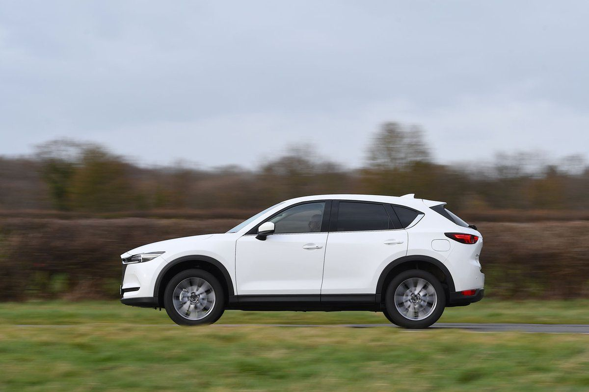 Mazda CX5 2019 left panning shot Mazda, Dream cars