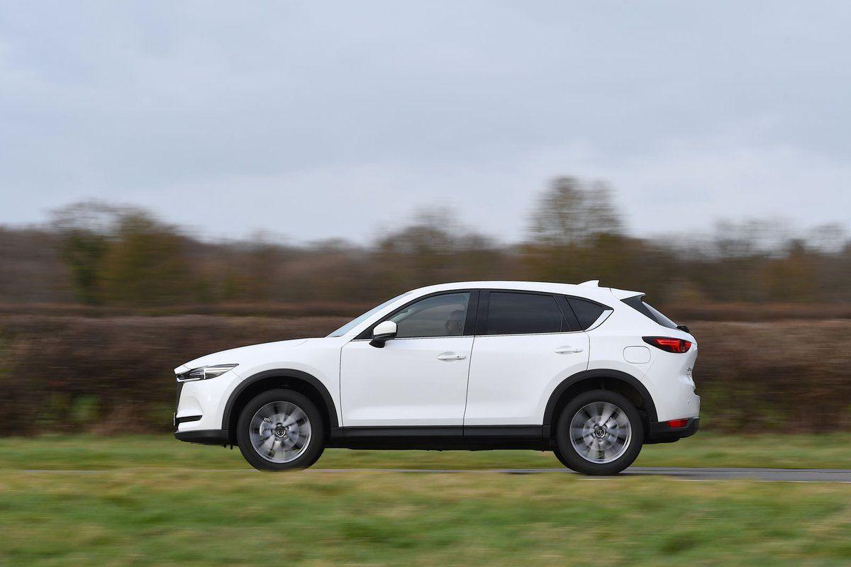 Mazda CX5 2019 left panning shot Mazda, Dream cars
