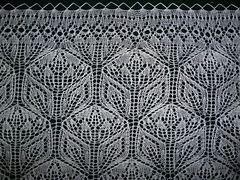 Ravelry: Modell 14 Scheibengardine pattern by Erich Engeln