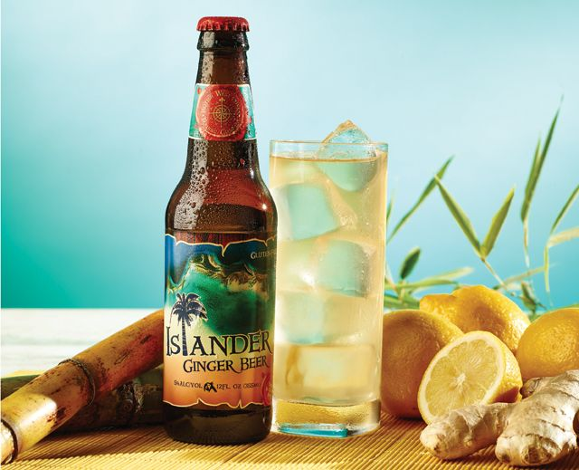 A new ginger beer has hit the market in Bermuda, but with a historical twist: it's got booze in it.Which is the way ginger beer was always made after the root's introduction to the Caribbean in the sixteenth century, says Geor...