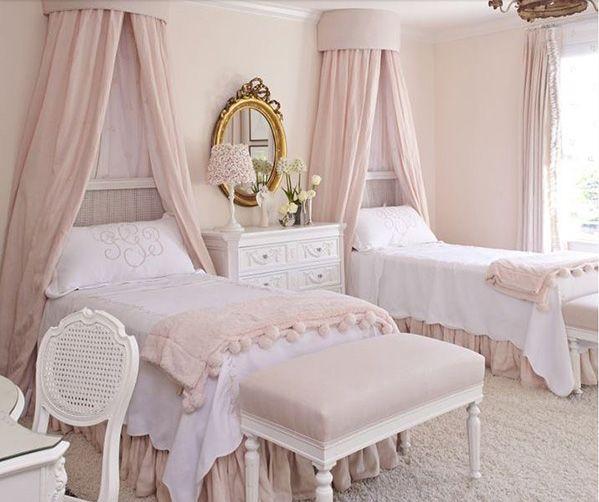 20 Elegant French Bedroom Design Ideas Chic Bedroom Decor Pink