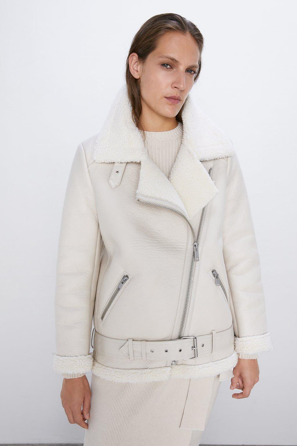2019 Zara Vs Aliexpress Fall Winter Collection Inspo Zara Biker Jacket Jackets Biker Jacket [ 1536 x 1024 Pixel ]
