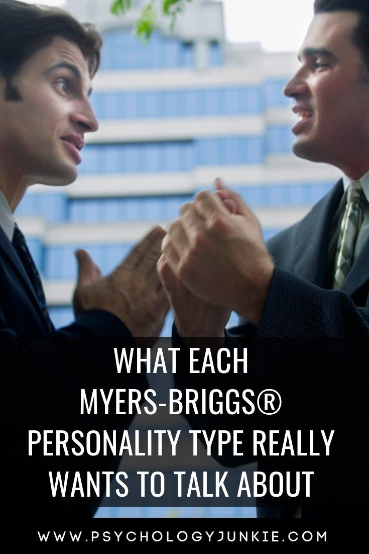 What Each Myers-Briggs® Personality Type REALLY Wa