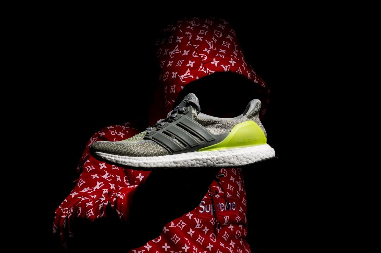 Adidas Ultra Boost 2.0 Real Boost White