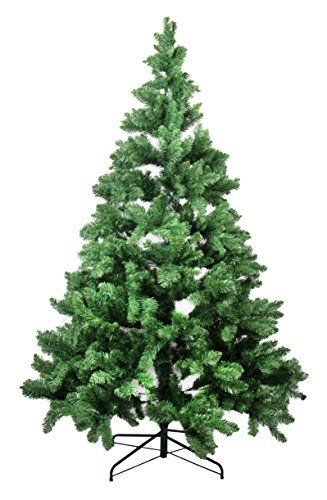 Premium Artificial Christmas Tree With Metal Folding Stand 7 Tall Folding Easy Setup This Is An A Artificial Christmas Tree Tall Christmas Seasonal Decor
