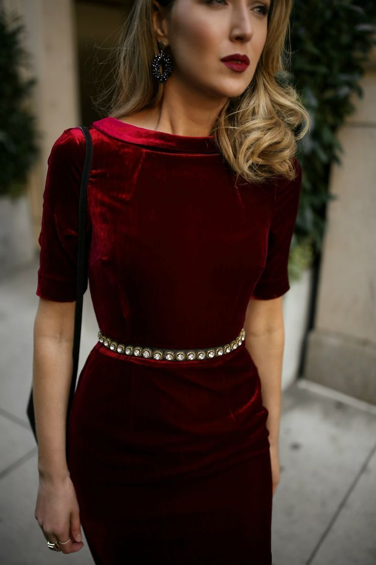 30 Dresses In 30 Days Holiday Office Party Cocktail