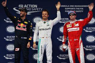 """Blog Esportivo do Suíço:  Com classificação """"antiga"""" e Hamilton em último, Rosberg faz a pole na China"""