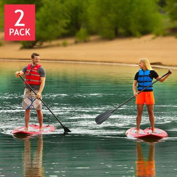 lifetime free style xl stand up paddle board 2pack with