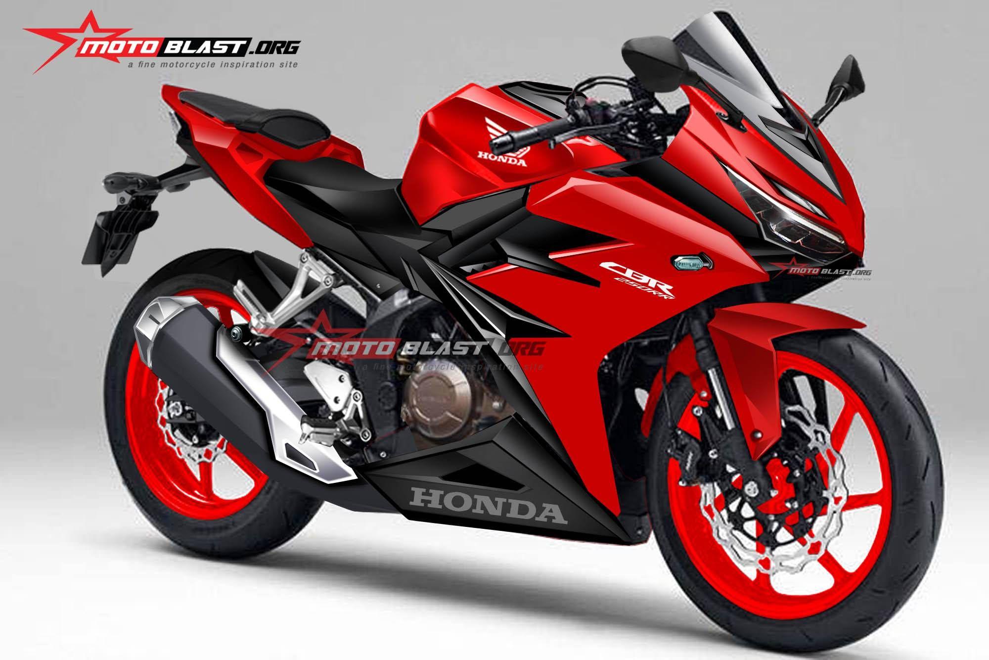2017 Honda CBR250RR CBR Sport Bike / Motorcycle CBR250