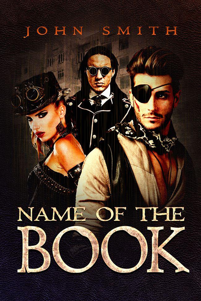 Dystopian Premade Book Cover