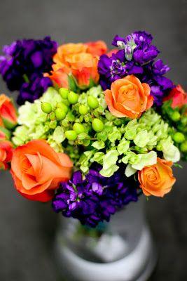 purple green orange | Wedding Planning!! | Pinterest | Wedding ...