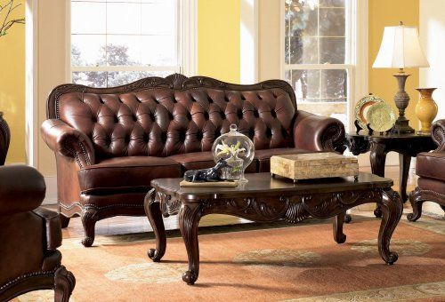 Best Victoria Sofa 500681 Coaster Furniture Coaster Home 640 x 480
