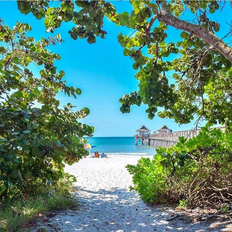 Paradise no matter where you go. Naples, FL. Naples