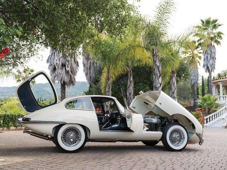 Diagnosed with Nostalgia stefialte 1961 Jaguar EType