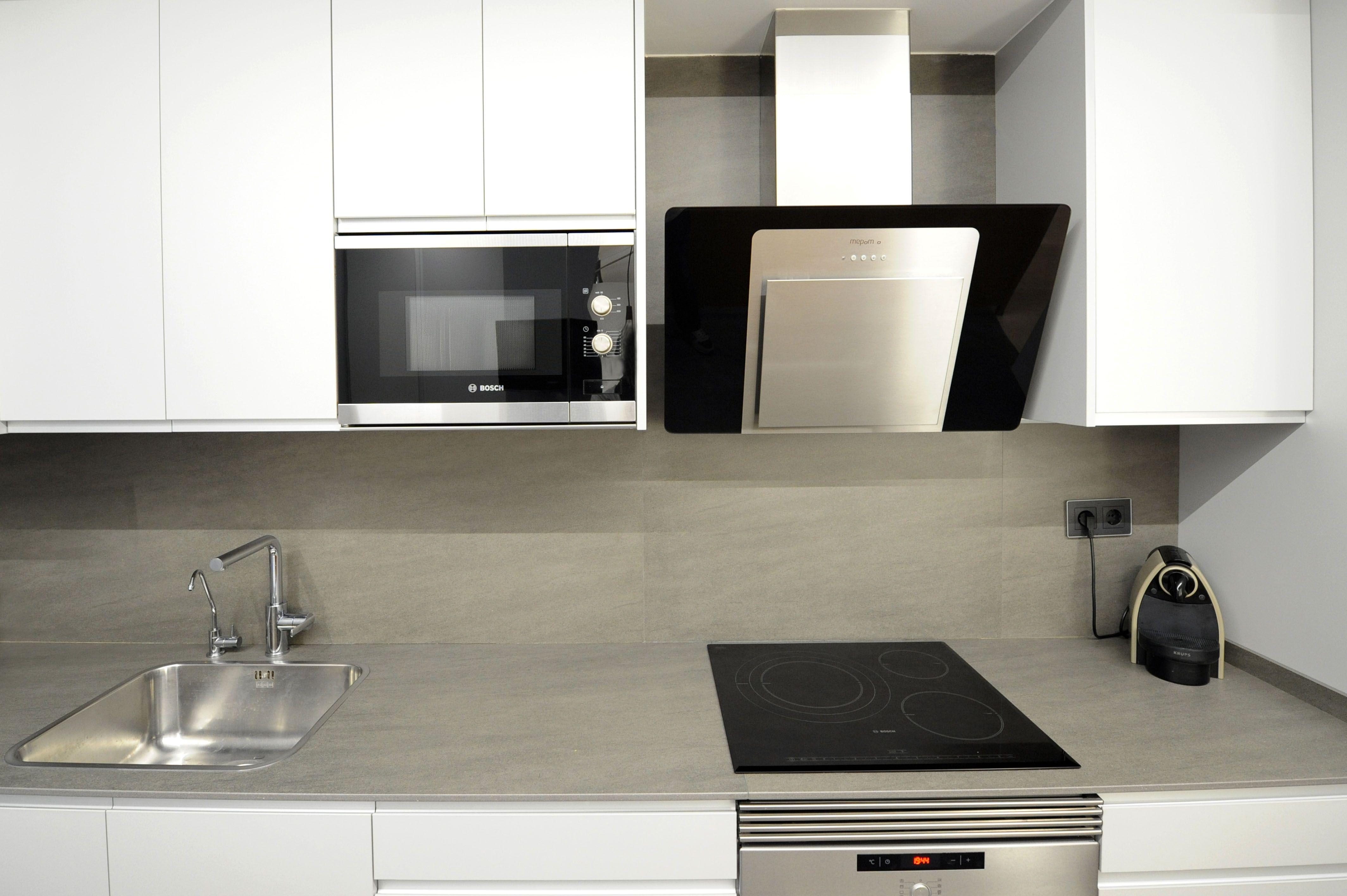 Mobiliario para cocina. http://xn--faiointeriorisme-epb.com/ #Cocina ...