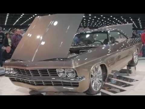 Chip Foose 1965 Impala Impostor Takes 2015 Ridler Award Foose Chip Foose 65 Chevy Impala