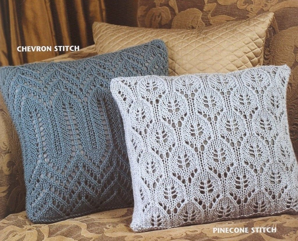 Chevron and pinecone stitch pillows fab favourites pinterest chevron and pinecone stitch pillows pillow patternsstitch patternsknitting bankloansurffo Images
