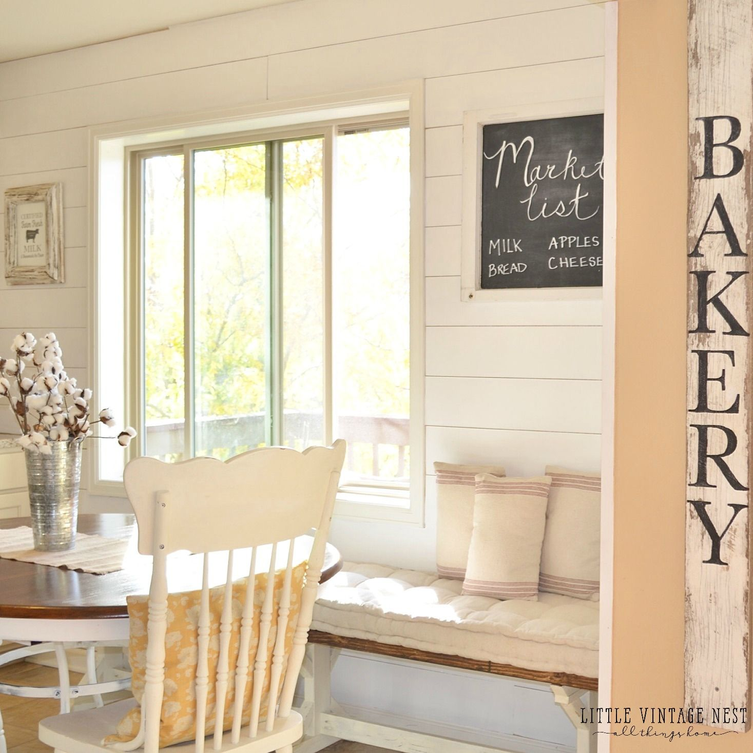 One of my favorite projects ever has been the bakery sign I made a few months back. I was actually inspired to do this after seeing a rustic bakery sign for sale on the Magnolia Market website. Being the thrifty gal I am, I decided making one of my own would be a less expensive option. I'm...Continue Reading