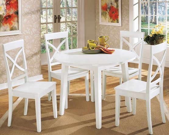 32++ White counter height dining table Best