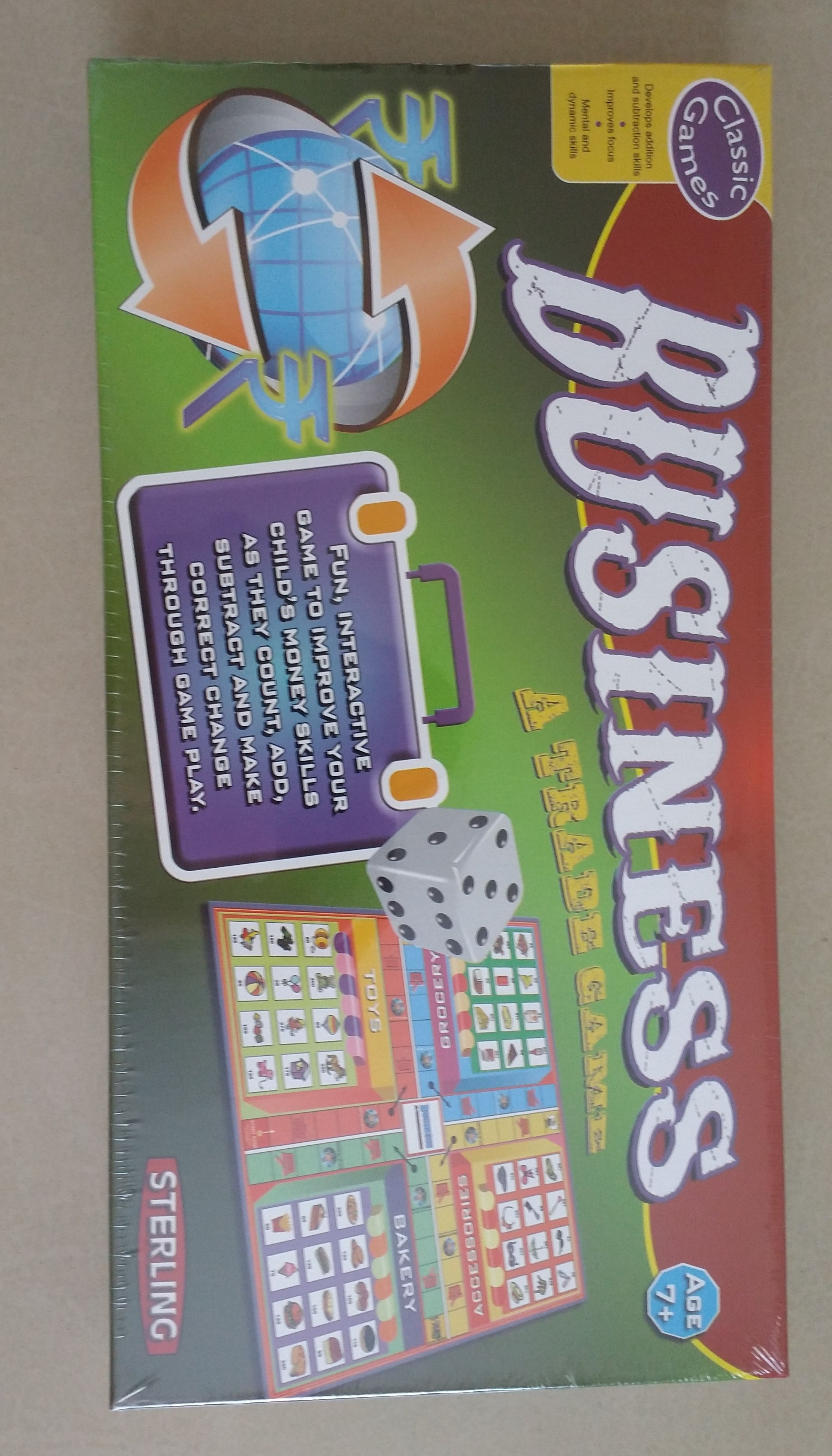 Business Trade Game Ts G 33 With Images Money Skills